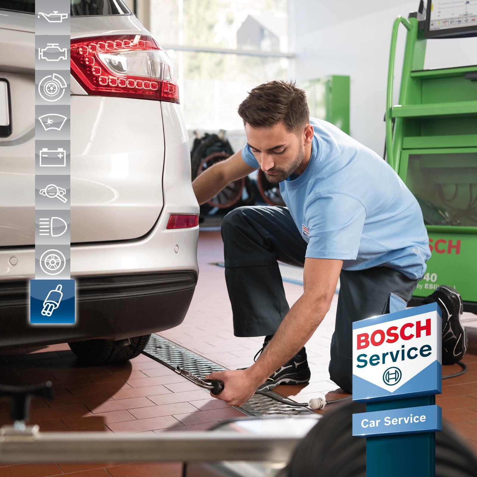 Officina auto a Monza e Brianza autorizzata Bosch   O.P.R.A.