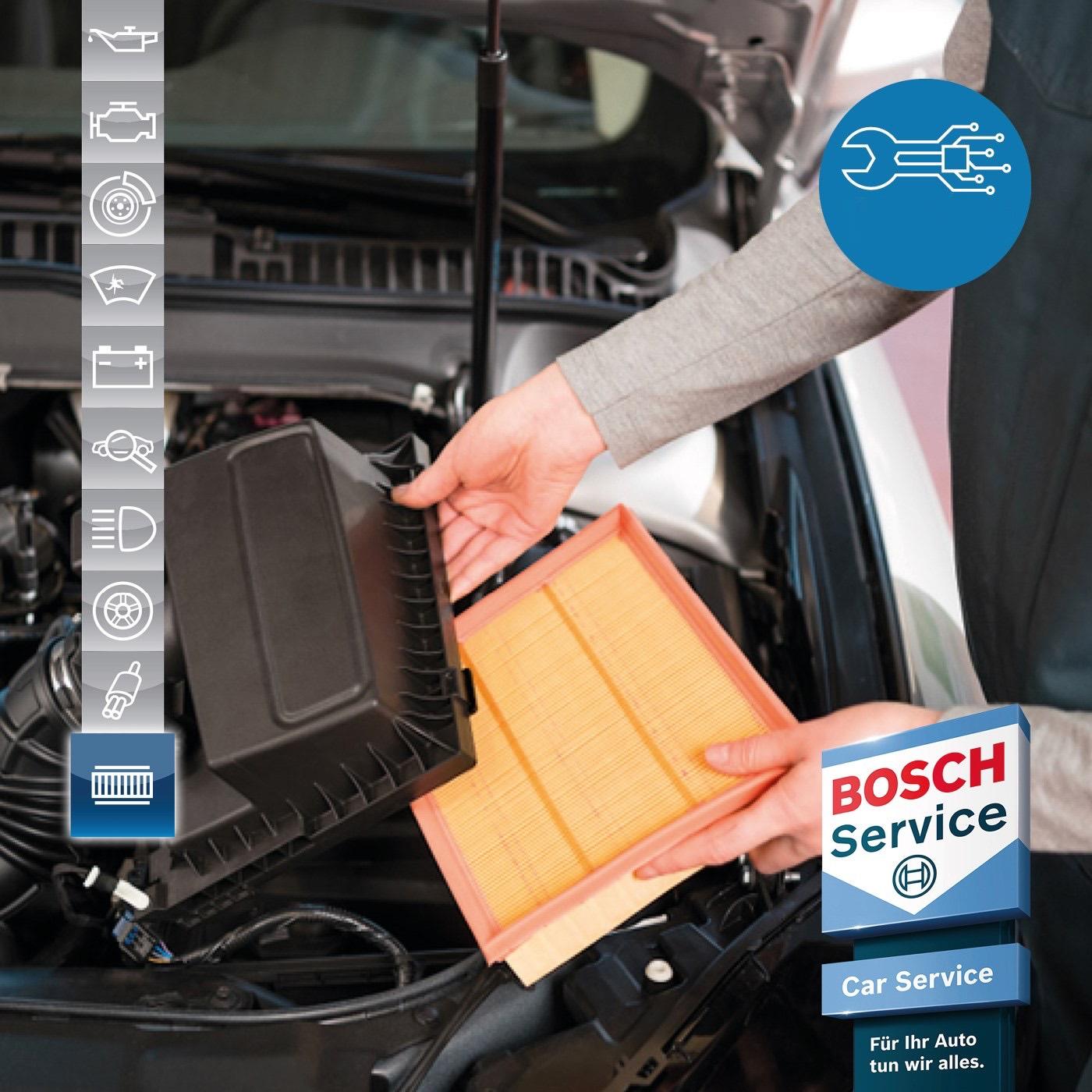 Centro revisioni autorizzato bosch car service a Vimercate | O.P.R.A.